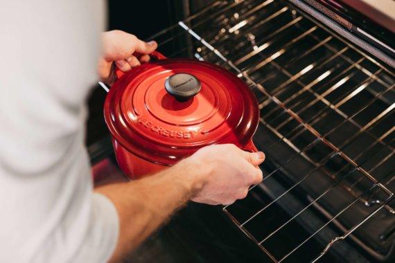 鑄鐵鍋生鏽
